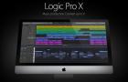 Az Apple bemutatta az új Logic Pro X szoftverét