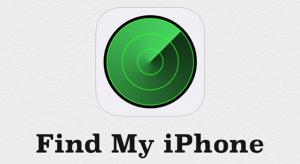 Új ikont kapott a Find my iPhone