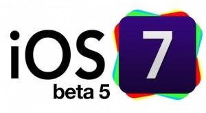 Megérkezett és tölthető az iOS 7 ötödik béta verziója