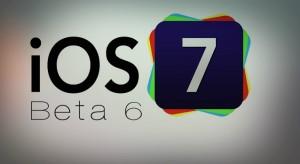 Megjelent az iOS 7 vélhetően utolsó hatodik béta verziója