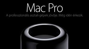 Az Apple kiadta a Mac Pro bemutató videóját