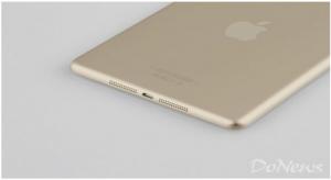 Ujjlenyomat-olvasót is kaphat az iPad mini 2