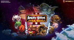 Itt az új Angry Birds Star Wars is