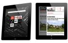 Itt az Opera vadonatúj böngészője iPad-re