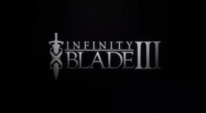 Szeptember 18-án érkezik az Infinity Blade III!
