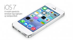 iOS 7 kibeszélő! Nektek sikerült telepíteni, mi a véleményetek?