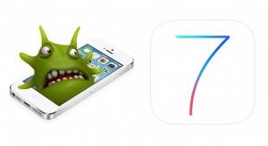 Bugos az iOS 7! Pénteken jön az iOS 7.0.1-es változat!