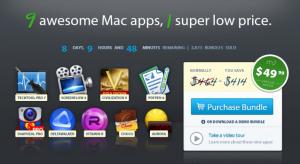 MacBundle őszi akció – 9 Mac program 464$ helyett 49,99$-ért!