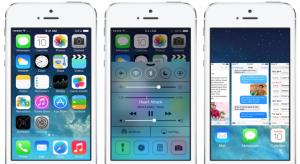 Tesztelési fázisban az iOS 7.0.1, 7.0.2, és 7.1