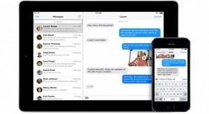 Bugos az iMessage az iOS 7-es rendszereken