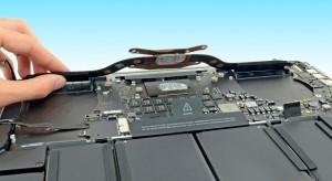 Szinte lehetetlen lesz majd otthon javítani az új MacBook Pro-kat