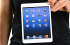 Az iPad mini rendelkezik a leggyorsabb kijelzővel
