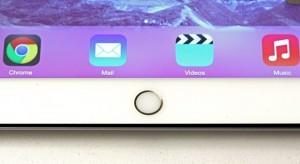 A Touch ID lehet a következő iPad-ek egyik újdonsága