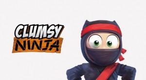 Videóelőzetessel debütált a Clumsy Ninja az App Store-ban