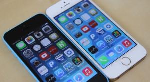 Az űrszürke és a kék iPhone a legkelendőbb