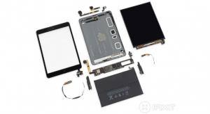Az iFixit máris szétszedte a retinás iPad minit