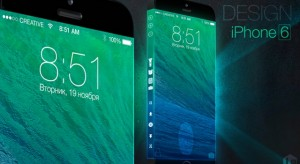 Frenetikus három oldalú kijelzővel ellátott iPhone 6 koncepció érkezett!