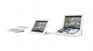 Bokszutca a mobileszközök számára: Az univerzális asztali töltő egyidejűleg négy készülék töltésére képes