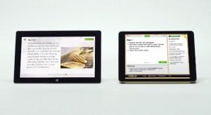 A Microsoft újabb reklámvideókon ekézi az iPad Airt