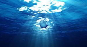 Hajlított kijelzővel kísérleteznek az Apple-nél is