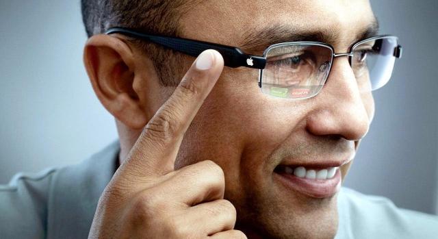 Okosszemüveget fejlesztene az Apple is  a2944e929c