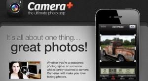 Új funkcióval bővült a Camera+ alkalmazás