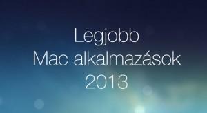Legjobb Mac alkalmazások 2013-ban