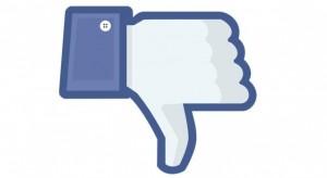 A like után itt a dislike is a Facebookon