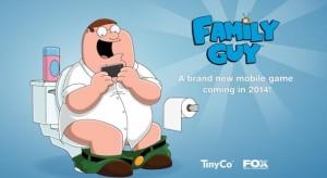 Mobiljáték készül a Family Guy-ból