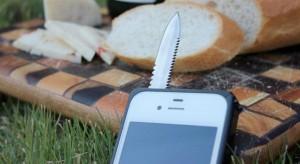 Nem kapott iPhone-t karácsonyra, késsel támadt az apjára