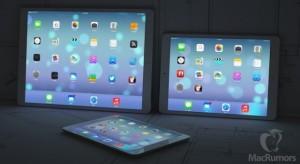 2014 harmadik negyedévében érkezhet a 12,9″-es iPad táblagép