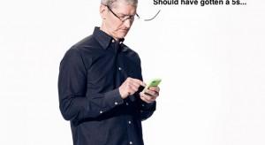 Tim Cook nem elégedett az iPhone 5C eladásaival