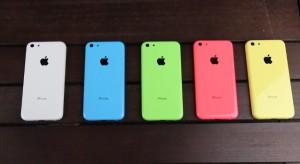 Csak részben bukás az iPhone 5C