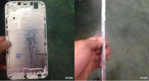 Vékonyabb és nagyobb lehet az iPhone 6