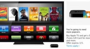 Küszöbön az új Apple TV