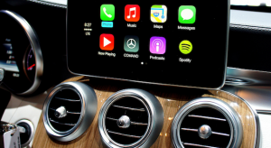 A Pioneer aftermarket CarPlay megoldáson dolgozik