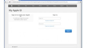 Apple ID-t loptak az EA szerverek segítségével