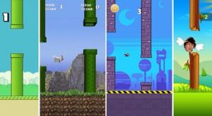 24 percenként jönnek a Flappy Bird klónok