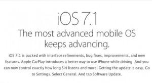 Sokat javult az iOS 7.1