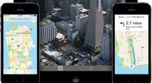 iOS 8: az Apple Maps tovább bővül