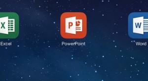 Megjelent az Office for iPad!