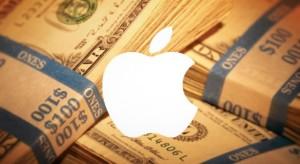 Háromszor annyi pénze van az Apple-nek, mint a szövetségi kormánynak