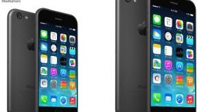 Újabb iPhone 6 koncepció az állítólagos tervrajzok alapján