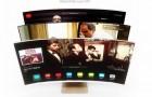 65 colos kijelzőket tesztel az Apple. Nyakunkon az iTV?!