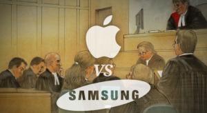 A Samsung tételkérdése eldöntheti a per sorsát?