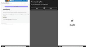 A Windows Phone 8.1-es updateje már támogatja a Passbookot