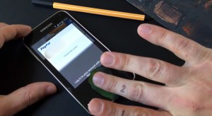 Könnyen átverhető a Galaxy S5 ujjlenyomat-olvasója