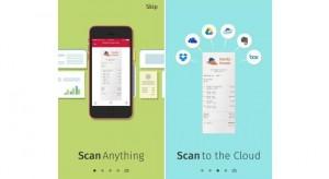 Scanbot – szkennelj egyenesen a felhőbe