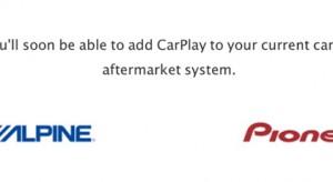 Hivatalos: lehetséges az aftermarket CarPlay