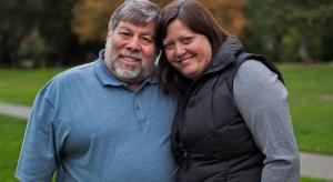 Steve Wozniak, a szállító